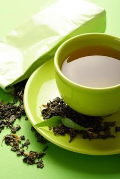 It's time for you to give up soda! #GreenTea helps with #WeightLoss and is a great alternative drink to #soda.