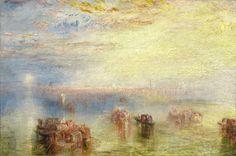 Approach to Venice, Joseph Mallord William Turner