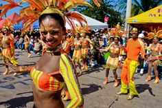 In November 2003 the Carnival of Barranquilla was proclaimed as one of the Masterpieces of the Oral and Intangible Heritage of Humanity by UNESCO. Colombia South America, Latin America, Spanish Pronunciation, Dancehall, Carnival Costumes, The Masterpiece, Caribbean Sea, Photo Essay, Bikinis