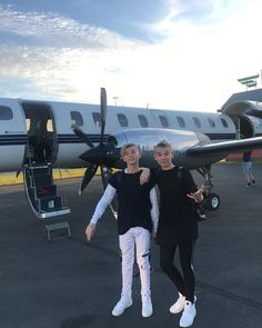 when we took private jet home from the netherlands♂️