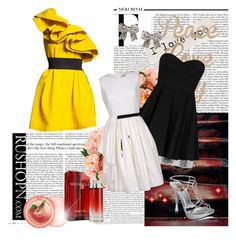 """""""Colection"""" by crazy-123 ❤ liked on Polyvore featuring moda, Dorothy Perkins, Jason Wu, Nicki Minaj, ASOS, Kaiser, The Body Shop, Lancôme y New Growth Designs"""