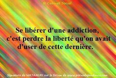 Addictions et liberté - Sortir de la drogue - Cabinet Social, Stéphanie LADEL