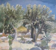 "Saatchi Art Artist Serdar Akkaya; Painting, ""Cape Kalamar"" #art"