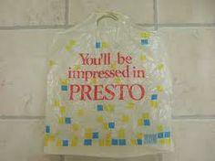 Presto Shopping Bag