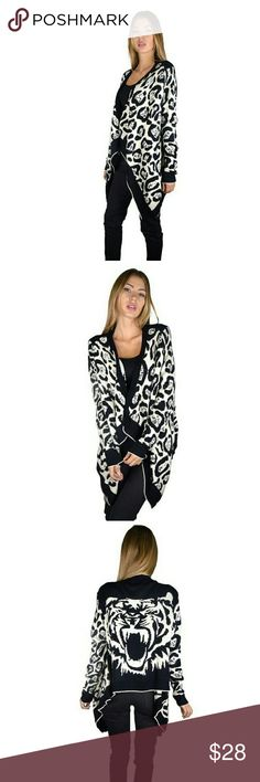 ??Just arrived??Long Sleeve Open Front  Cardigan One Size Fits Most- Reg Size 35% Polyester 65% Acrylic  🎁🎄Great  Christmas gift🎁🎄 Sweaters Cardigans