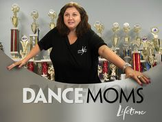 DANCE MOMS.  Its one of those shows that you can't stop watching eventhough you want to!