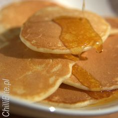 ChilliBite: Puszyste american pancakes, (najlepszy przepis, jak dotąd)