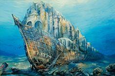 Tomasz Sętowski | The Lost Ark, 2008