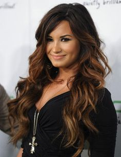 Demi Lovato has gained fame over the past couple of years due to her singing, acting and recently as a judge on X-factor.