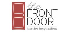 Front Door - Furnishing & Decorating Your Home Starts at The Front Door.