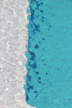 Cruise ship pool as art