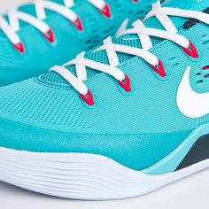 Kobe 9 Dusty Cactus/White-Action Red-Gym Blue Style# 646701-316 $160