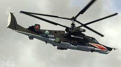 "Ka-50 ""Black Shark"" wallpaper"