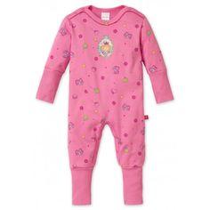 Schiesser Baby Mädchen einteiliger Schlafanzug...