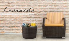 Leonardo will make your own outdoor living space so relaxing that you'll never want to leave exclusively Available at IDUS Furniture Store, New Delhi. Outdoor Garden Furniture, Rattan Furniture, Garden Chairs, Outdoor Sofa Sets, Outdoor Living, Light Beam, Outdoor Fabric, Living Spaces, Store