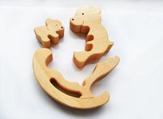 Festa della mamma - puzzle per bambini regali - regali di legno orso - Puzzle in legno - giocattoli educativi - giocattoli di montessori - bambini - animali - orsi famiglia ------------------------------------------------------------------------------------------------------ Su ordinazione ------------------------------------------------------------------------------------------------------ Questi sono la famiglia di orsi sono sia divertente ed educativo e sono state fatte per sviluppare…