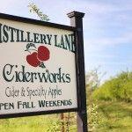 Distillery Lane Ciderworks 5533 Gapland Road, Jefferson, MD, 21755  has tours Sat, Sun 12-5, $5 tasting