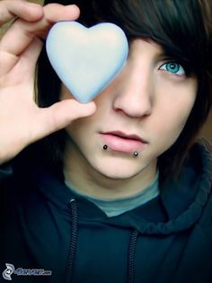 cute emo guys with piercings | emo boys/emo boys wallpapers/cute emo boys/emo boys wallpapers ...