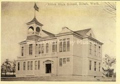 Zillah High School