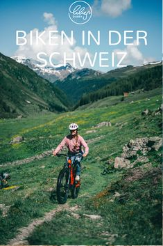 Grindelwald, Mt Bike, Mtb, Lilies, Mountain Biking, Switzerland, Trail, Road Trip, Mountains