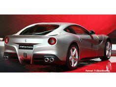 Research Ferrari F12berlinetta F12berlinetta Car
