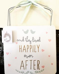 Every fairytale needs a happily ever after sign  #fairytale #instadaily #instagood #shop #gifts #giftshop #cute #norfolk #lovegifts #homedecor #followback #follow #stalham #shoplocal #hightstreet #norfolk #norfolkbroads #shopdog #weeding #like #followforfollow #fairy #share #igshop #littleshop #cuteshop #love #shabbychic #unique #uniquegiftshop #sunnystalham by uniquegiftsforall