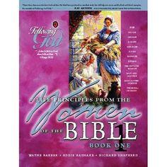 Women of the Bible, book 1