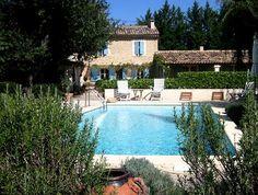 Vakantiehuizen met zwembad te huur aan de Mont Ventoux - Zuid Frankrijk - Vaucluse