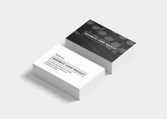 Business Card Mockup /85x55mm