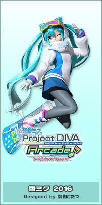 Hatsune Miku Projet Diva Arcade Futur Ton Super-Premium Spm Ruban Fille