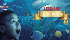 Com a inauguração do Sea Life Nagoya prevista para abril, já estão à venda passaportes conjugados com o parque Legoland e ingressos avulsos.