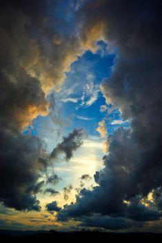#Clouds...