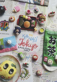 Our Kawaii Tokyo Guide E-Book // Cute Places To Visit In Harajuku, Shibuya & Shinjuku