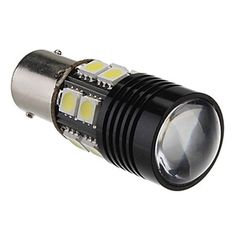 Accessories Dashing 10pcs Led Eagle Eye Light Daytime Running Drl Backup Light Car Motor 9w Electric Vehicle Parts