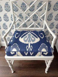 GEORGICA POND INTERIORS - our home, blue and white decorating, Hamptons, coastal chic