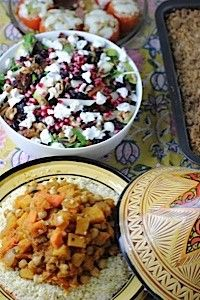 ideas for meals for rosh hashanah