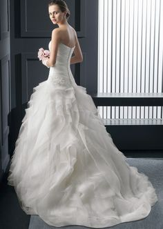 Rosa Clara Ronald Talla 6   Di que sí novias, Outlet de vestidos de novia