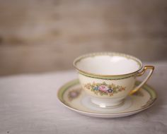 Cup and Saucer $12.50