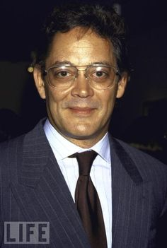 Raul Julia--It was love the first time I saw him.  Gone too soon.