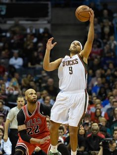Jared Dudley traded to Wizards from Bucks