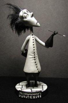 Tim Burton #Vincent www.leidersehrgeil.com