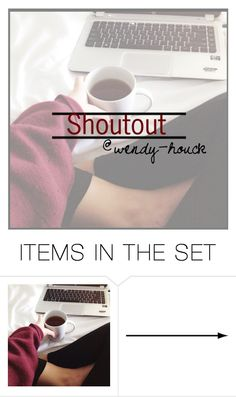 """Shoutout"" by gabriella-houck ❤ liked on Polyvore featuring art"
