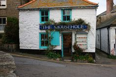 Mousehole Cornwall by jinxsi1960, via Flickr