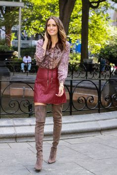Sexy Fall Trend: Thigh High Boots