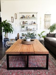 Canada House Tour: Crave Interiors' Eclectic Boho Home | Apartment Therapy