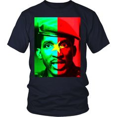Thomas Sankara Burkina Faso T-shirt
