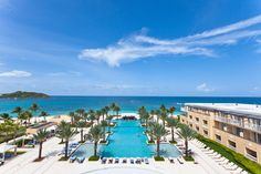 Take the Plunge at The Westin St Maarten