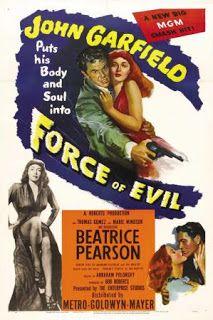 Lev Stepanovich: POLONSKY, Abraham. El poder del mal (1948)