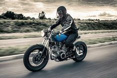 Interview: Blaž from ER Motorcycles   Pipeburn.com