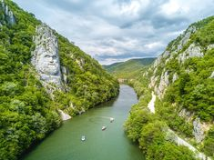 This is what we call GORGE-ous! Have you seen the Iron Gates - the beautiful gorge that forms the boundary between Serbia and Romania? Experience this with Avalon Waterways click image to find a travel advisor near you Avalon Waterways, European River Cruises, Rock Sculpture, Sculptures, Bucharest Romania, Hallmark Christmas Movies, Seven Wonders, Top Destinations, Lofoten